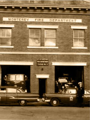 Monterey Fine Department