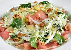 salads - montrio bistro monterey