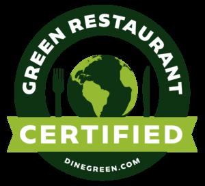 green restaurant certified - montrio bistro